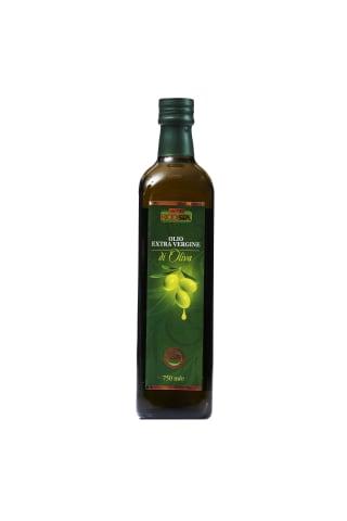Neapstrādāta augstākā labuma olīveļļa f.costa 0,75 l