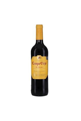 Sarkanvīns Campo Viejo (Bodegas Verduguez) Tempranillo Rioja sausais 13,5% 0,75l