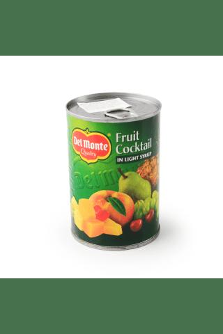 Augļu kokteilis Del Monte sīrupā 420g