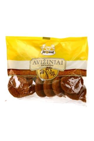 Avižiniai sausainiai JAVINĖ, 180 g