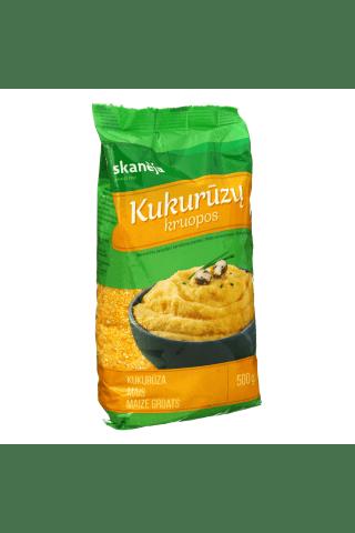 Kukurūzų kruopos SKANĖJA, 500 g