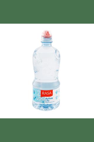 Negazuotas stalo vanduo RASA ACTIVE LIFE, 0,75 l