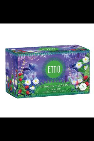 Žolelių arbata ETNO Aksominis vakaras, 22 pak., 33 g