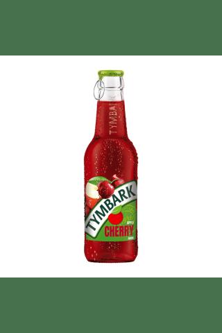 Vyšnių ir obuolių gėrimas TYMBARK, 0,25 l