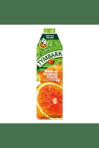 Sulas dzēriens Tymbark sarkano apelsīnu 1l