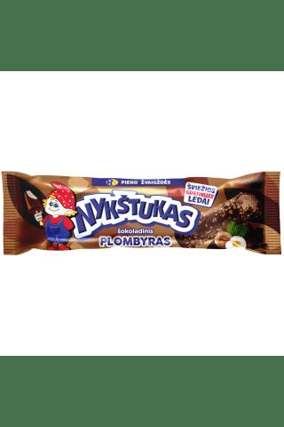 Šokoladinis plombyras NYKŠTUKAS, 80 ml