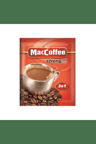 Tirpios kavos gėrimas 3 IN 1 MACCOFFEE STRONG, 20 g
