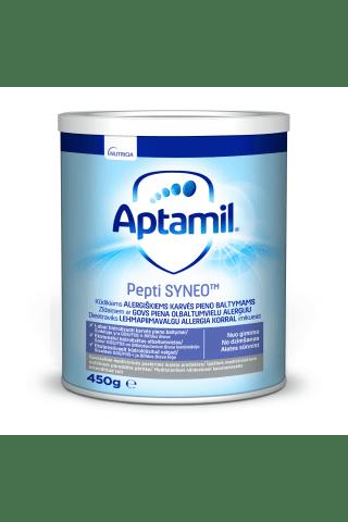 Piena maisījums Aptamil Allergy Care no dzimšanas 450g