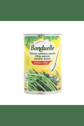 Zaļās pākšu pupiņas Bonduelle 400g