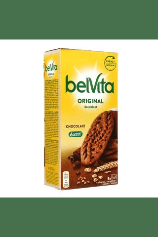Cepumi Belvita pilngraudu ar šokolādes gabaliņiem 300g
