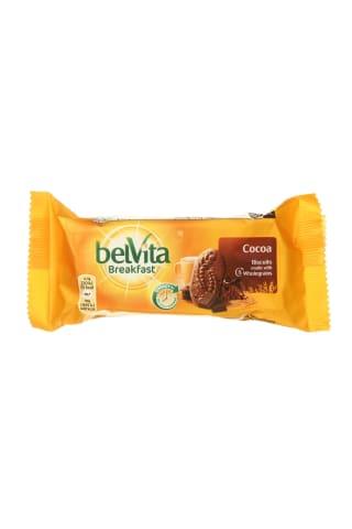 COOKIES BELVITA WHOLEGRAIN CHOCOL.50G
