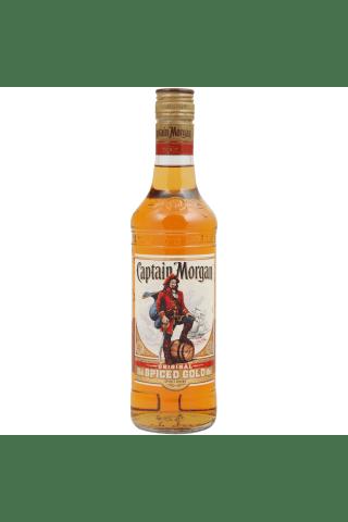 Rums Captain Morgan Spiced Gold 35% 0,5l