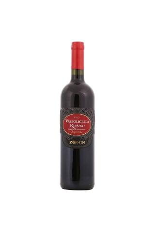 Sarkanvīns Zonin Ripasso Valpolicella Superiore 14% 0.75l