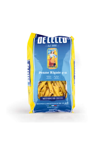 Makaroni Dececco Penne Rigate 500g