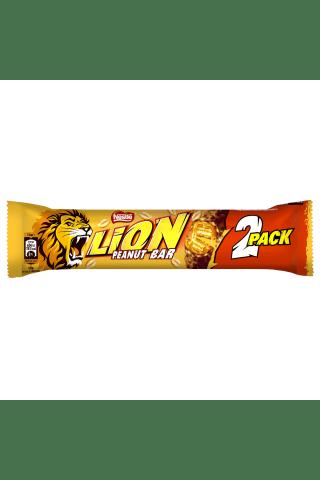 Šokolādes batoniņs Lion zemesriekstu 60g