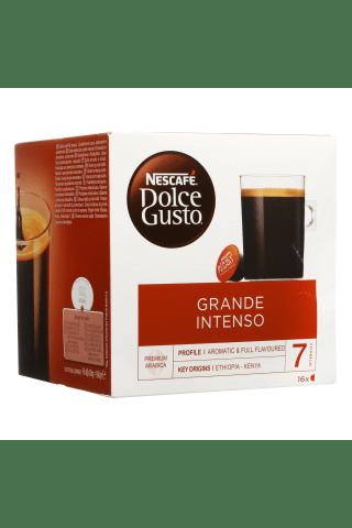 Nescafe dolce gusto buongiorno grande intenso 160g kava