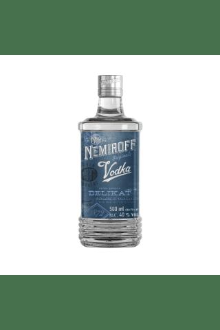 Degvīns Nemiroff Delikat Extra Smooth 40% 0.5L