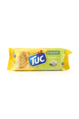 CRACKERS LU TUC SOURCREAM-ONION 100G