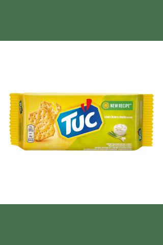 CRACKERS LU TUC SOURCREAM-ONION 100G