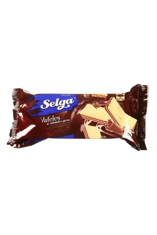 Šokolado skonio vafliai SELGA, 90 g