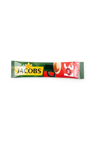Kafijas dzēriens Jacobs 3in1 intense 17.5g