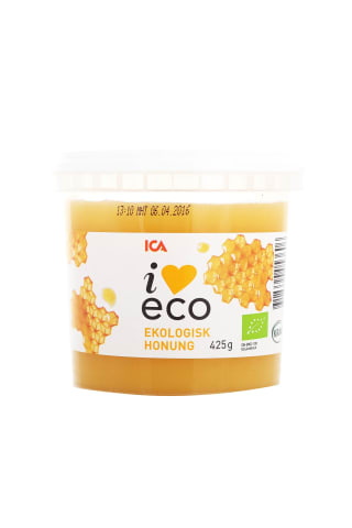 Ekoloģiskais medus I Love Eco 425g