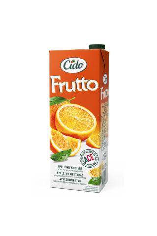 Nektārs Cido Frutto apelsīnu ar A, C, E vitamīniem 1,5l