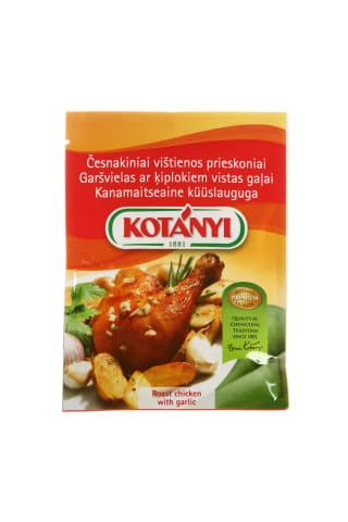 Česnakiniai prieskoniai vištienai KOTANYI, 30 g