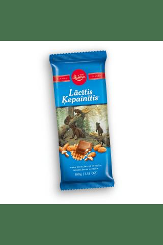 Piena šokolāde Lācītis ķepainītis 100g