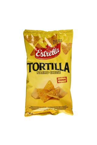 Sūrio skonio traškučiai ESTRELLA TORTILLA, 150 g
