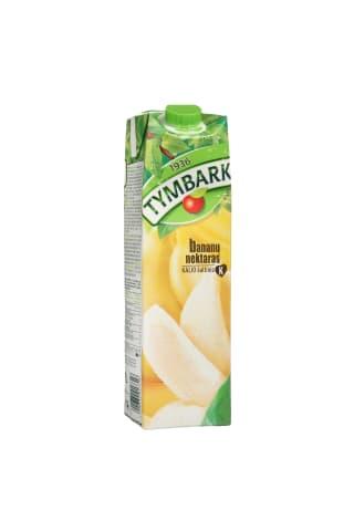 Bananų nektaras TYMBARK, 1 l