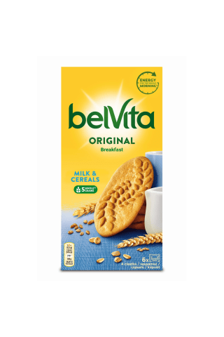 COOKIES BELVITA WHOLEGRAIN 5 GRAIN 300G