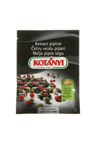 Nemaltų pipirų mišinys KOTANYI, 16 g