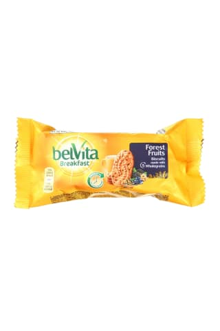 COOKIES BELVITA FOREST FRUIT 50G