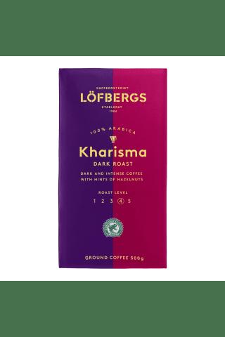 Maltā kafija Lofbergs Kharisma 500g