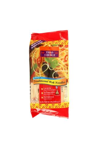 Tradiciniai WOK makaronai THAI CHOICE, 250 g