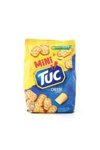 CRACKERS LU TUC MINI CHEESE 100G
