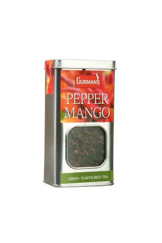 Žalioji arbata GURMAN'S PEPPER-MANGO, 70 g