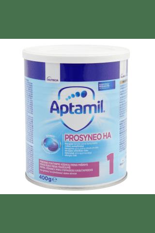Pieno mišinys APTAMIL HA-1, nuo gimimo, 400 g
