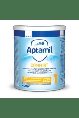 Pieno mišinys APTAMIL COMFORT-1, nuo gimimo, 400 g