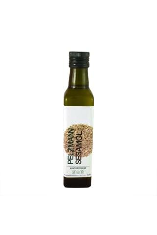 Sezamo sėklų aliejus pelzmann 250ml