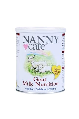 Kazas piena maisījums Nanny Care no dzimšanas 400g