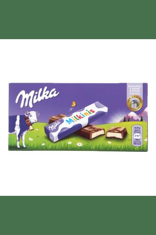 Pieninis šokoladas MILKA Milkinis, 87,5g