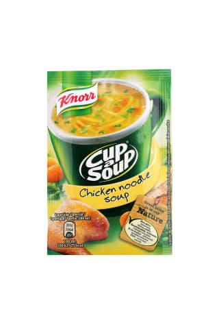 Sausā zupa Knorr vistas ar nūdelēm 12g
