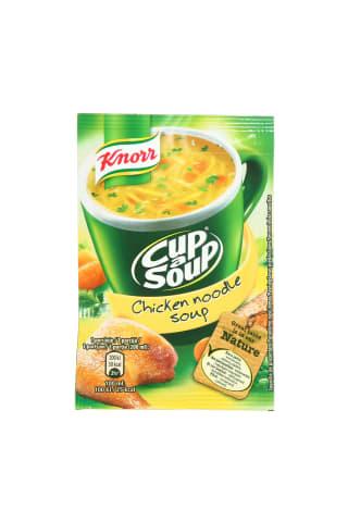 Vištienos sriuba su makaronais KNORR, 12 g