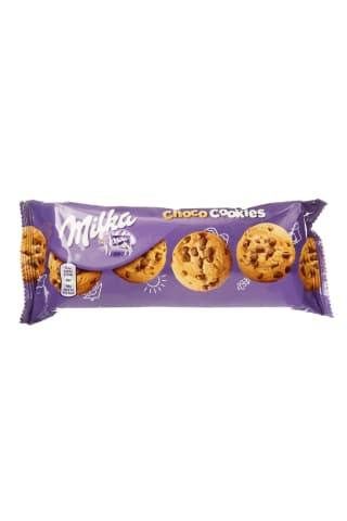 COOKIES MILKA CHOCOLATE CHIP 135G