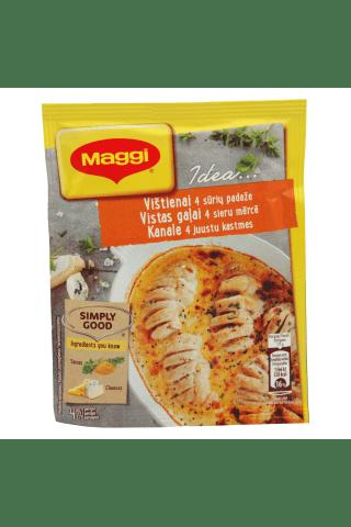 Garšviela Maggi Idea sulīgai vistas gaļai 4 sieru 32g