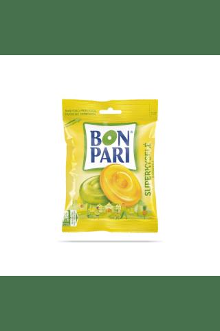 Karameles Bon Pari ar skābu augļu garšu 90g