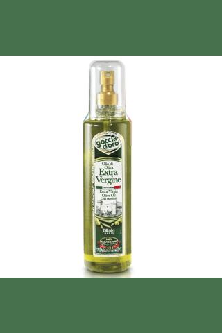 Extra virgine olīveļļa goccio doro 0,250l  spray