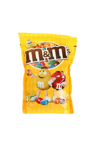 Šokoladu aplieti žemės riešutai M&M'S, 200 g